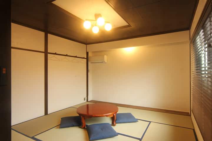 【新規OPEN ! !】淡路島西海岸の宿 梅木屋 和室やまどり 砂浜まで徒歩5分
