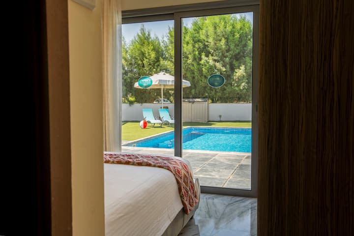 Caprice Spa Deluxe One Bedroom with private pool