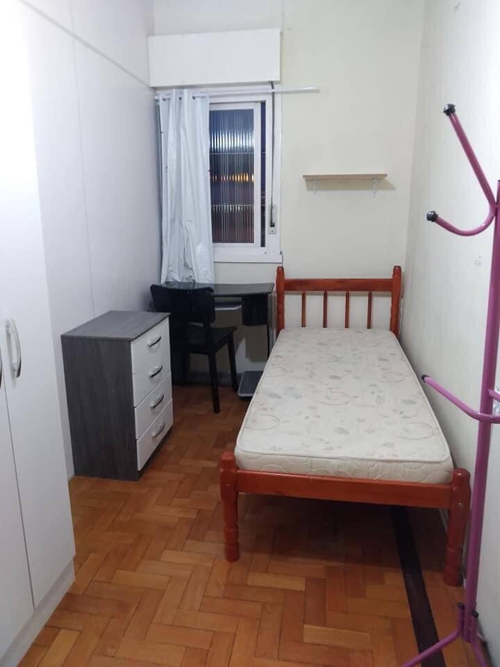 Casa das Fridas - Quarto individual  (feminino)