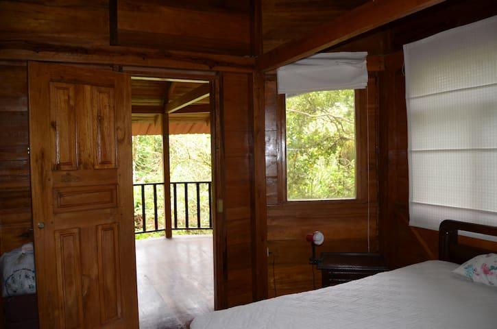 Main bedroom balcony