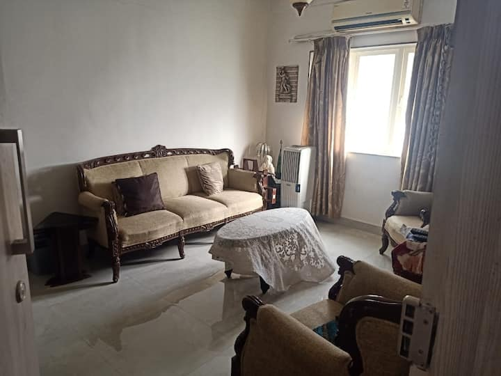Cosy appartment in the heart of Mumbai