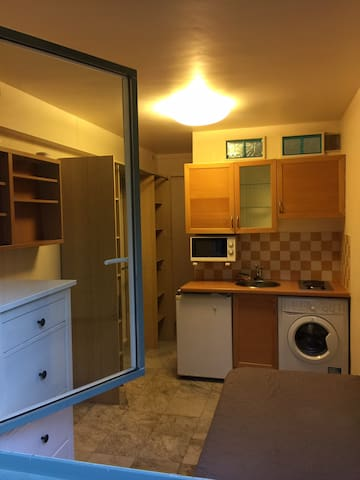 PARIS 10min direct ENGHIEN STUDIO 12m2 Tt confort