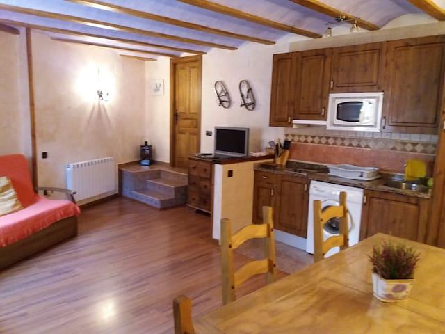 Biescas,Oros Bajo. Casa con 1 habitación - Huesca - Haus