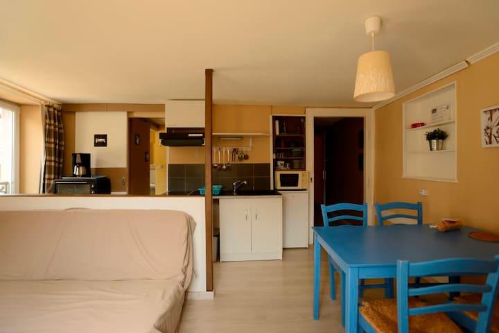 Appartement meublé T2 - Plombières-les-Bains - Daire