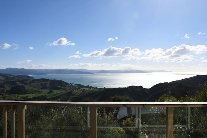 Hideaway Heaven on the Coromandel Peninsula
