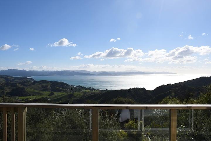 Hideaway Heaven on the Coromandel Peninsula