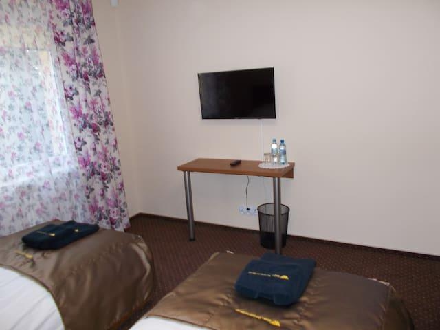 Pokój 2 osobowy - 2 Łóżka Pojedyńcze 90x200 - nr 1