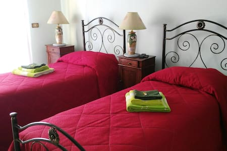 Camera doppia in B&B. - Bed & Breakfast