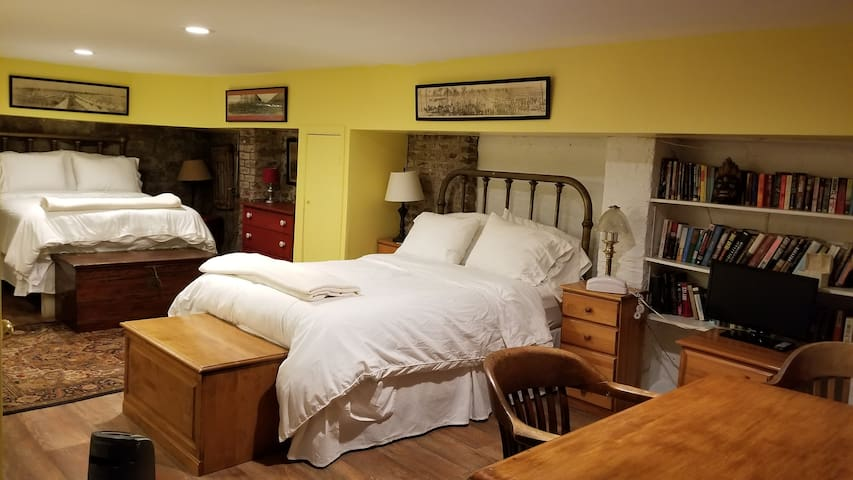 The Stonewall Room at Incentra Village House
