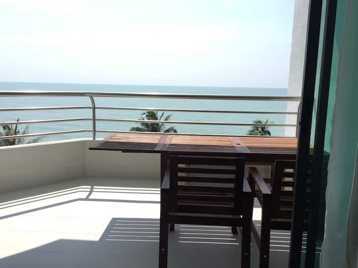 Cha-um Lagoona 2 bedroom condo with stunning view
