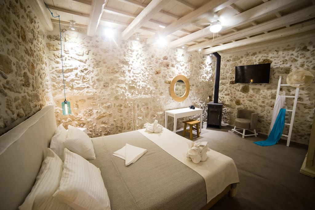 A luxurious and comfortable maisonette in the heart of the old town of Rethymno