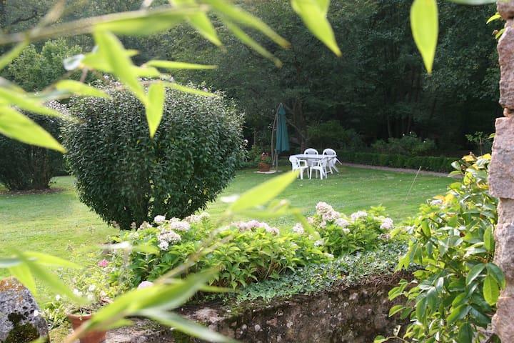 La Ferme des Nids - Avallon - Σπίτι