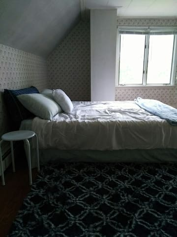 Quiet home near Portsmouth offer bedroom +0.5 bath