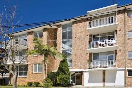 Bright and quiet two bed apartment, South Coogee - South Coogee