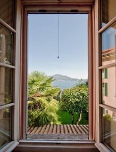 Villa Stella with private lake access - Meina - Villa