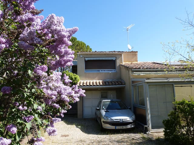 Sunny and quiet appartment in Greoux - Gréoux-les-Bains - Apartamento