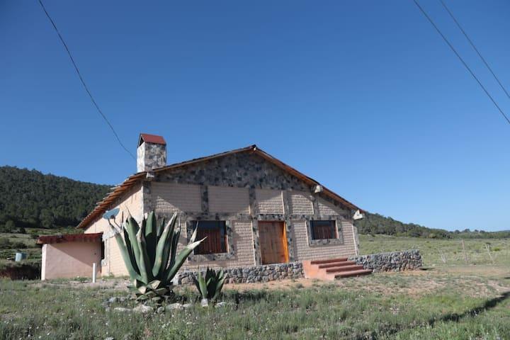 Cabaña Los Hernández