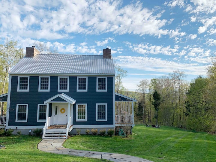NEW! The Upstate House