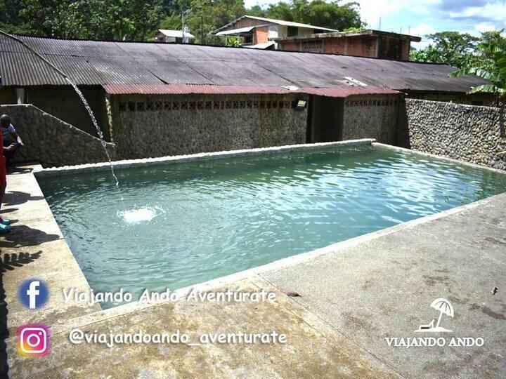 Habitación para pareja San Cipriano Buenaventura