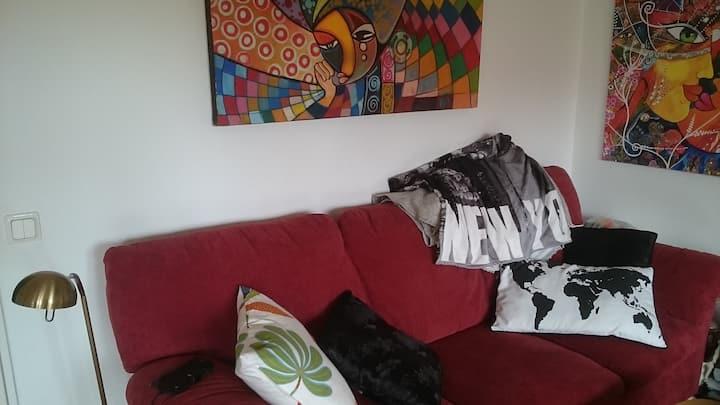 Lägenhet under ironman