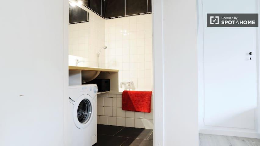 Superbe flat dans un parc privé - Uccle - Apartamento