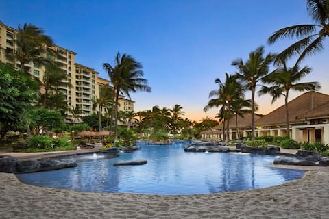 Marriott Ko Olina 3BR Ocean View - June 11-18 2021