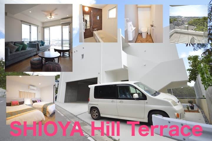 house to play Okinawa(house have host experience)
