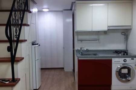 FURNISHED DUPLEX STUDIO Ensuring privacy & safty - Byeongjeomdong-ro, Hwaseong-si - Διαμέρισμα