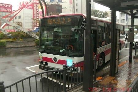Rapid & Cheap Access HANEDA and JR Kamata Station - Apartment
