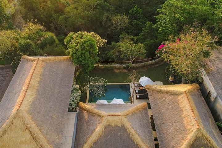 Four Bedroom Private Villa Jimbaran, Valley View