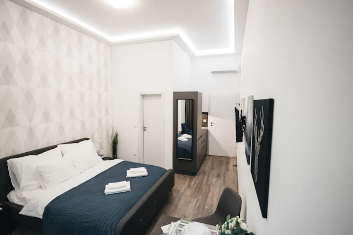 Modern Studio Apartment in Downtown Budapest #4