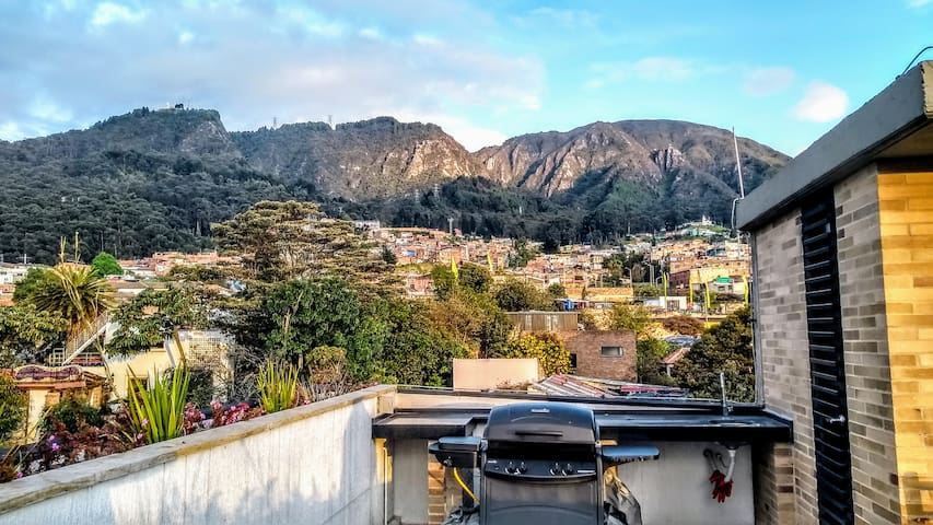 Brand new 360° view Apartment in la Candelaria