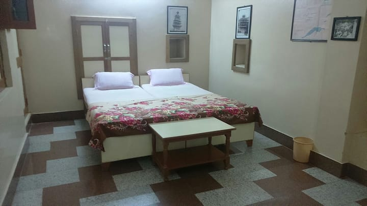 Deluxe room with bathroom