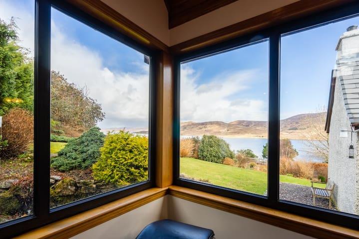 Park House, 8 Dunan, Skye
