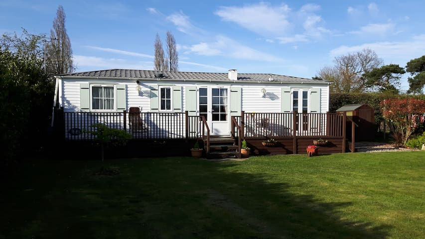 Self contained chalet. - Suffolk - อื่น ๆ