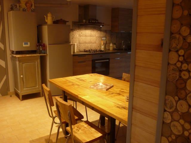 L'Oustal del Segalar (rdc) - Monestiés - Casa