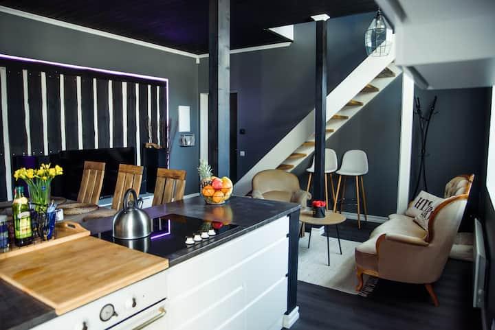 MaxiMar Apartment With Sauna
