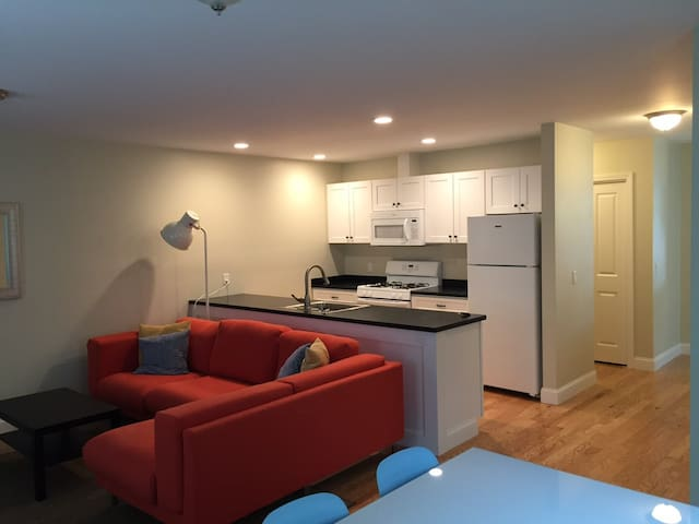 Brand New 2 Bedroom Townhome
