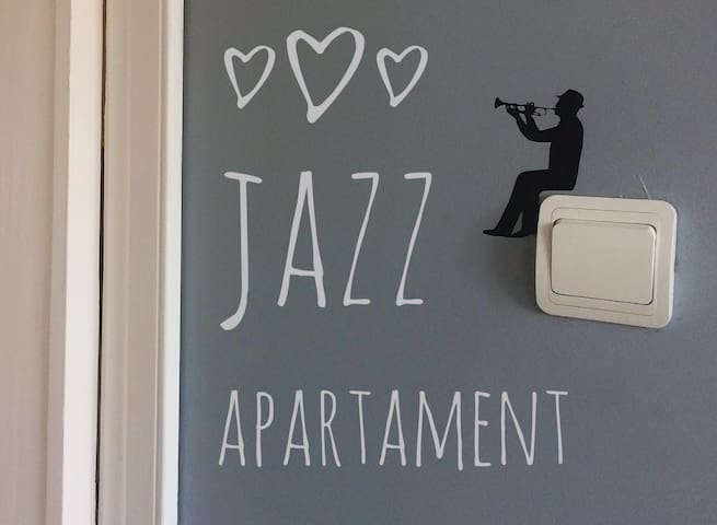 JAZZ Apartment - Klaipėda - Apartment