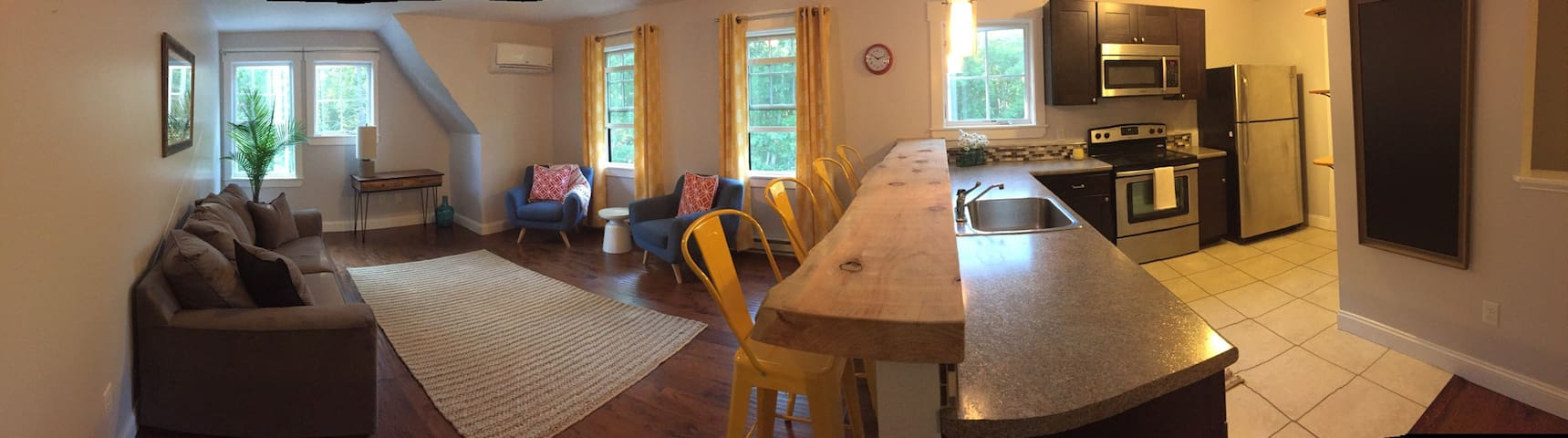 Bright, Spacious and close to beach - Kennebunkport - Apartment