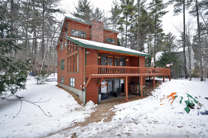3BR White Mountains Lodge near Skiing w/Fireplace,Wifi-Dogs Welcome - 15 Big Loop
