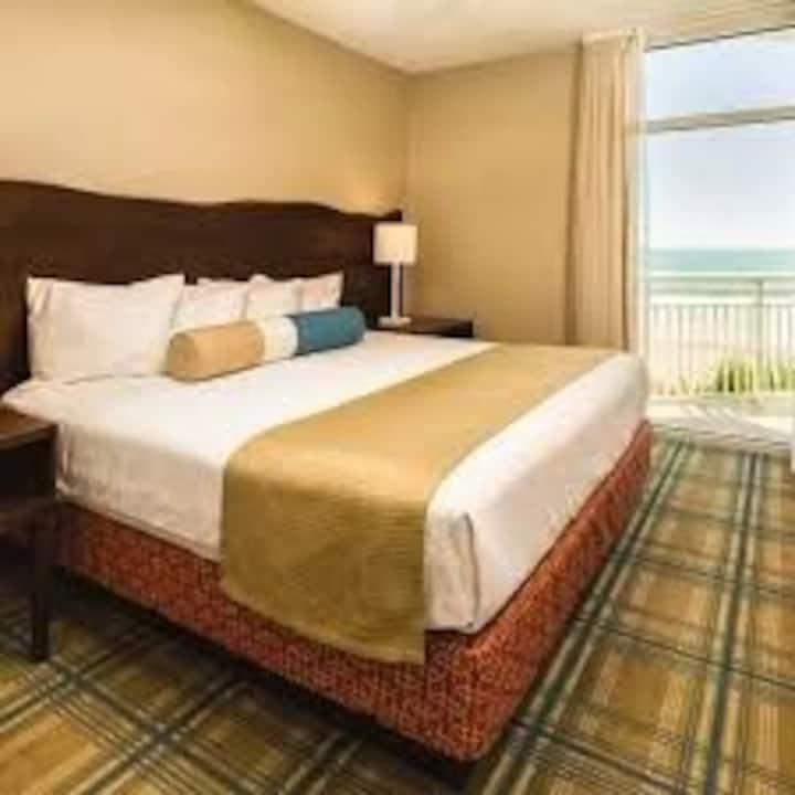 2 Bedroom Wyndham Ocean Blvd.