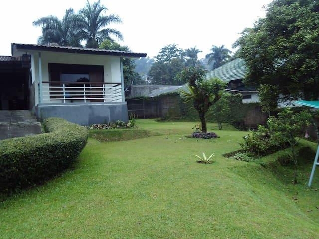 Villa 2 BR at Puncak, Bogor