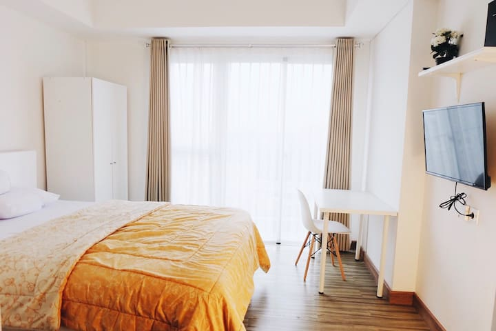 A Comfy Studio Retreat at Central BSD City