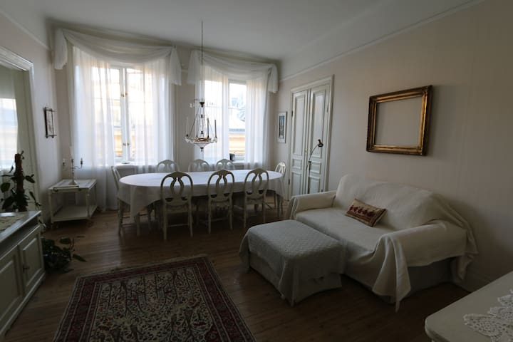 Lovely, spacious apartment in Old Town