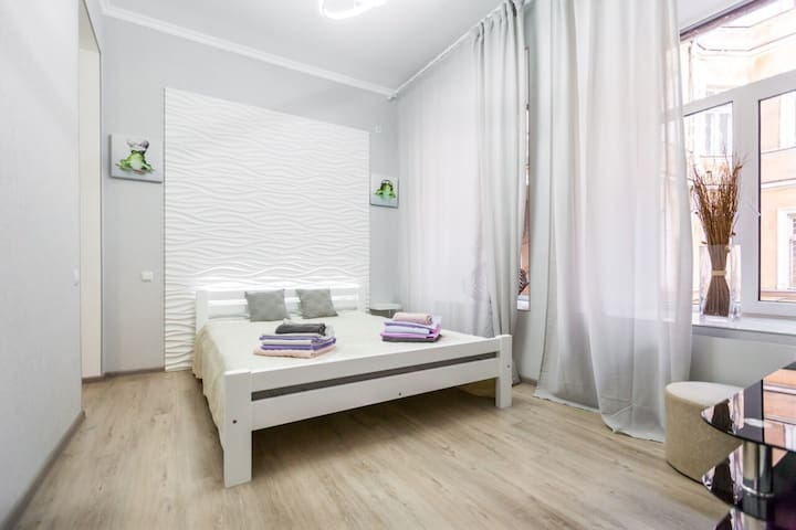 New stylish apartment in the center