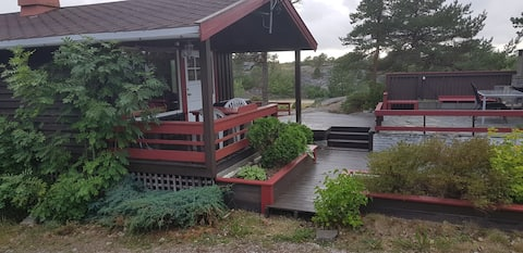 Nice summer cabin in sunny Hvaler