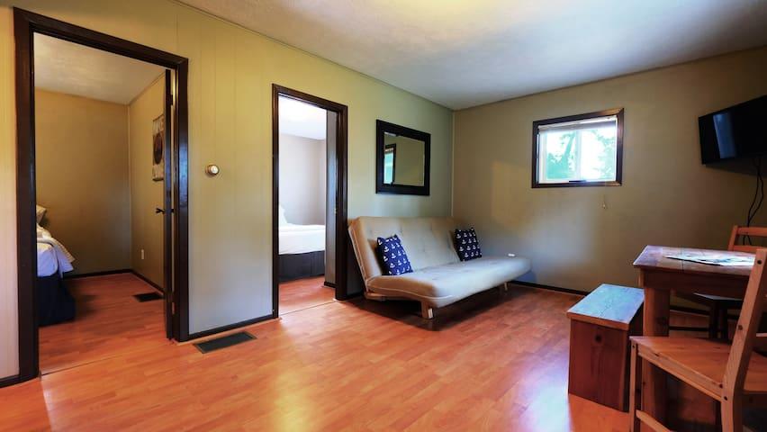 West Okoboji Cottages- Unit 6