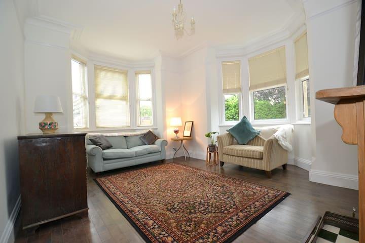 Beautiful Apartment & Garden at foot of Malverns