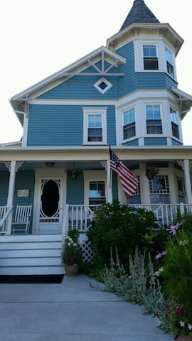 Block Island Victorian - New Shoreham - Rumah